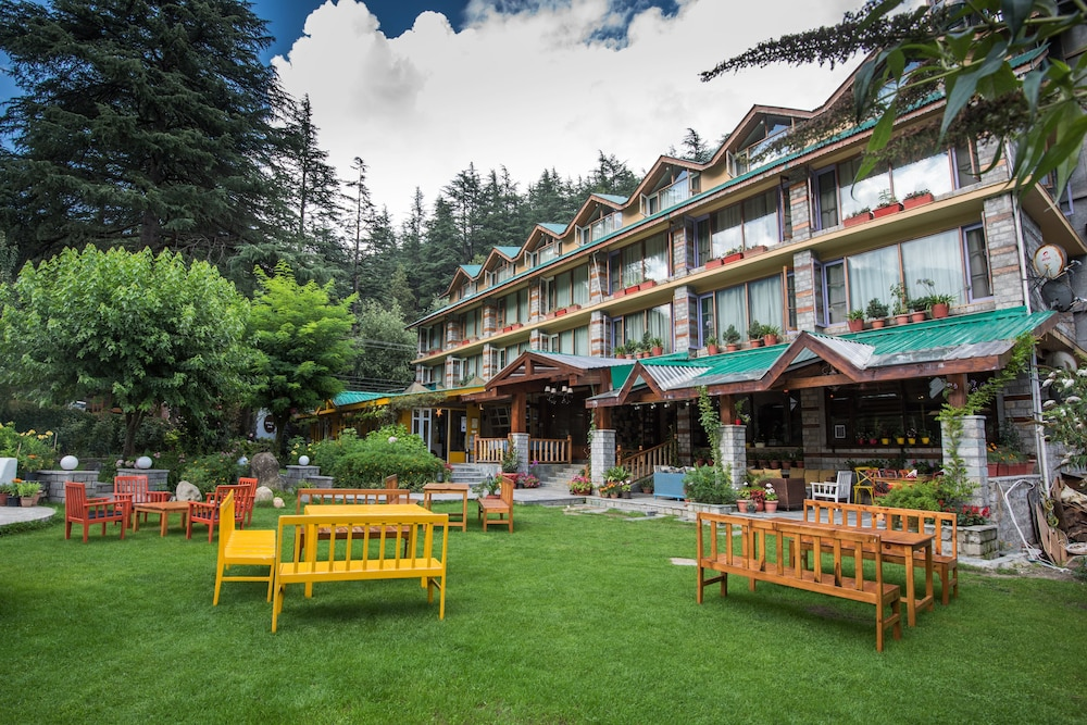 Johnson Lodge Spa In Manali Hotel Rates Reviews On Orbitz