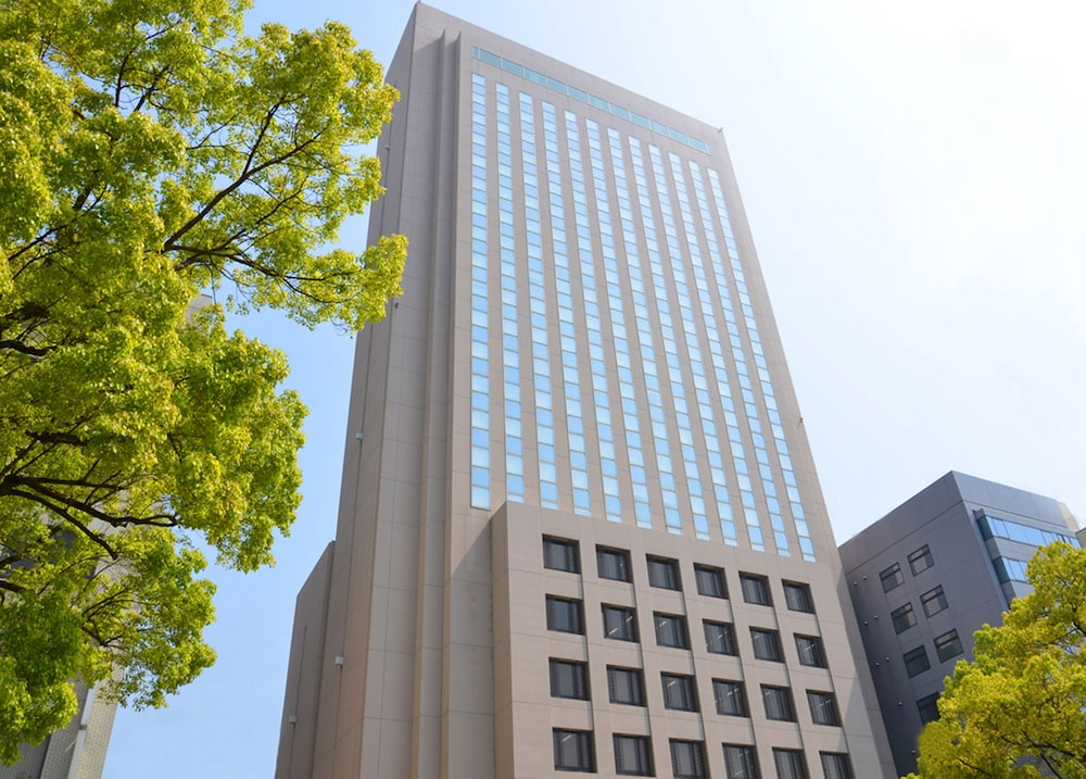 Front of Property, Mitsui Garden Hotel Hiroshima