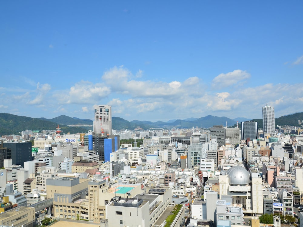 View from Property, Mitsui Garden Hotel Hiroshima