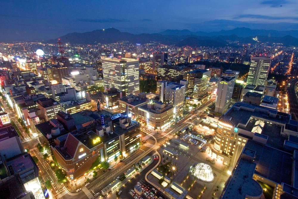 View from Property, JR Tower Hotel Nikko Sapporo