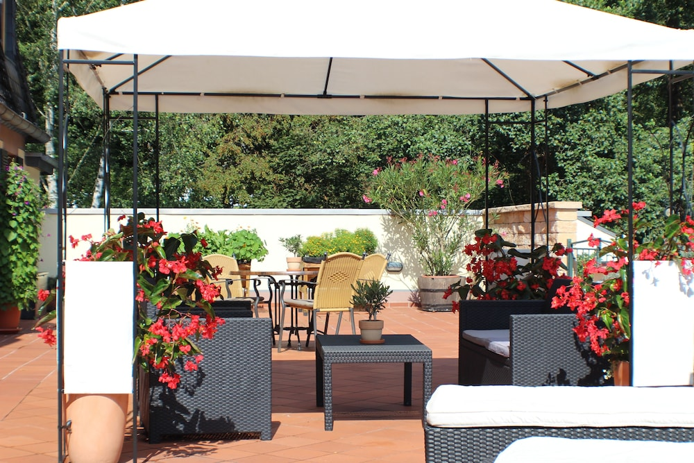 Terrace/Patio, Hotel Blesius Garten