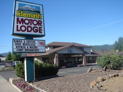 Great Place to stay Klamath Motor Lodge near Yreka