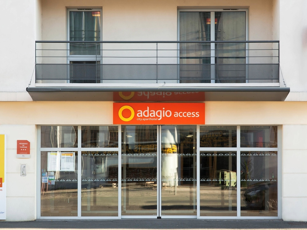 aparthotel adagio access poitiers poitiers empfehlungen fotos angebote. Black Bedroom Furniture Sets. Home Design Ideas
