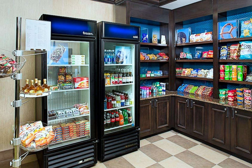 Snack Bar, Hampton Inn & Suites Exeter, NH