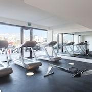 Fitnessfaciliteter