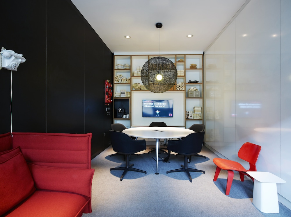 Meeting Facility, citizenM Hotel Glasgow