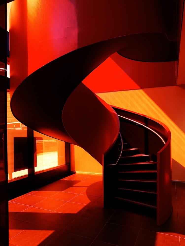 Staircase, citizenM Hotel Glasgow