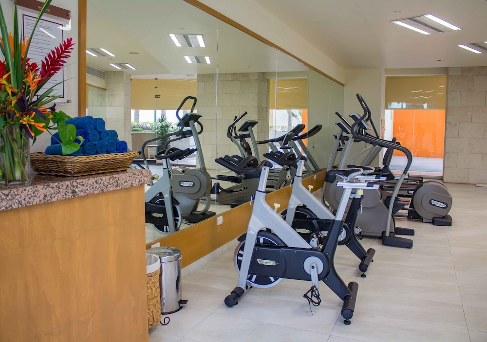 Gym, Sunset Plaza Beach Resort & Spa Pto Vallarta All Inclusive