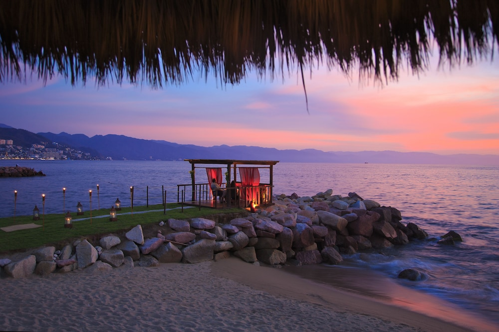 Beach, Sunset Plaza Beach Resort & Spa Pto Vallarta All Inclusive