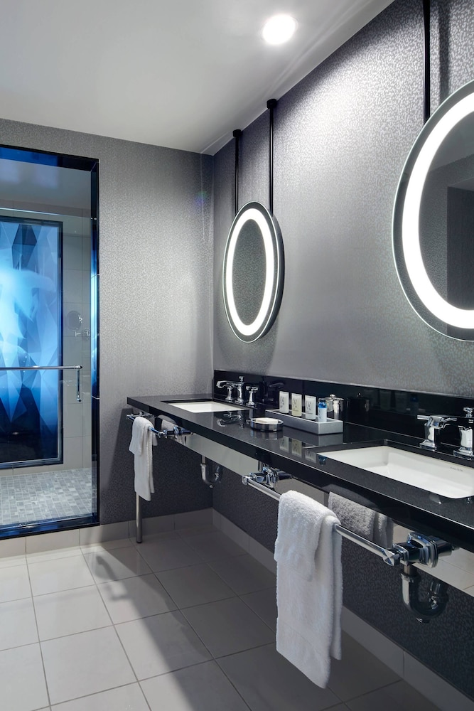 Bathroom, The Cosmopolitan Of Las Vegas