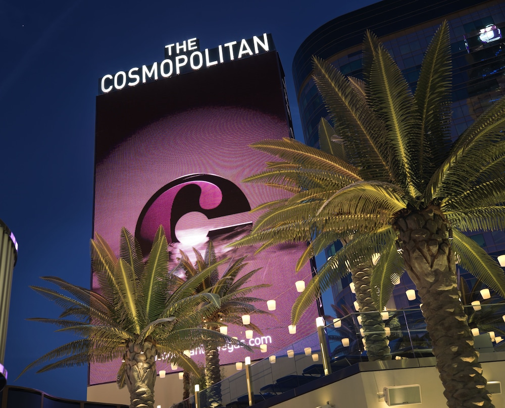 Front of Property - Evening/Night, The Cosmopolitan Of Las Vegas