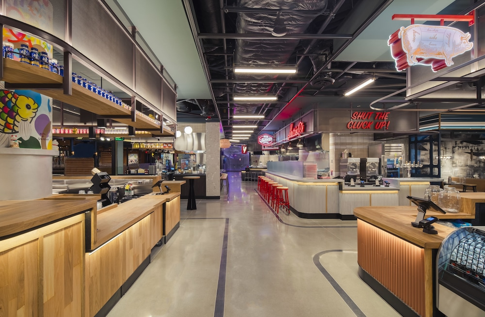 Food Court, The Cosmopolitan Of Las Vegas