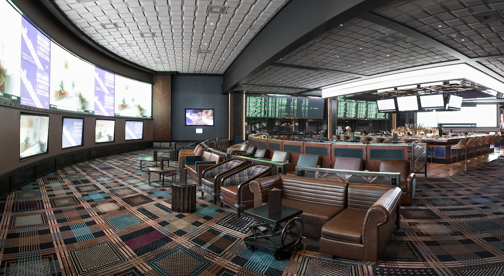 Sports Bar, The Cosmopolitan Of Las Vegas