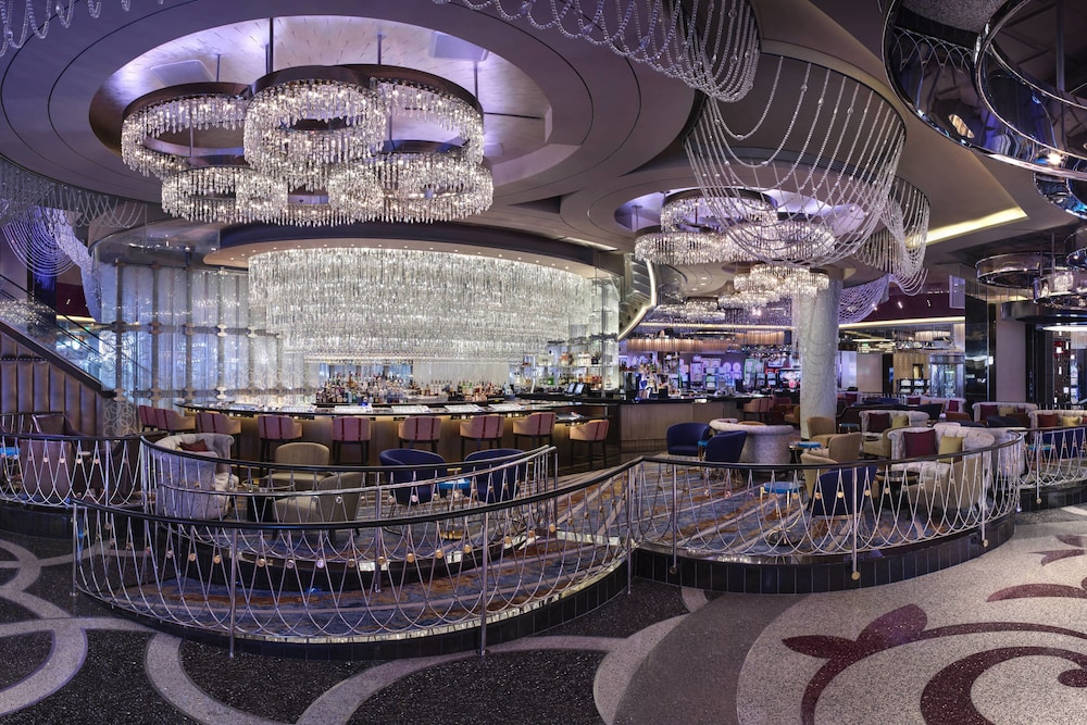 Bar, The Cosmopolitan Of Las Vegas