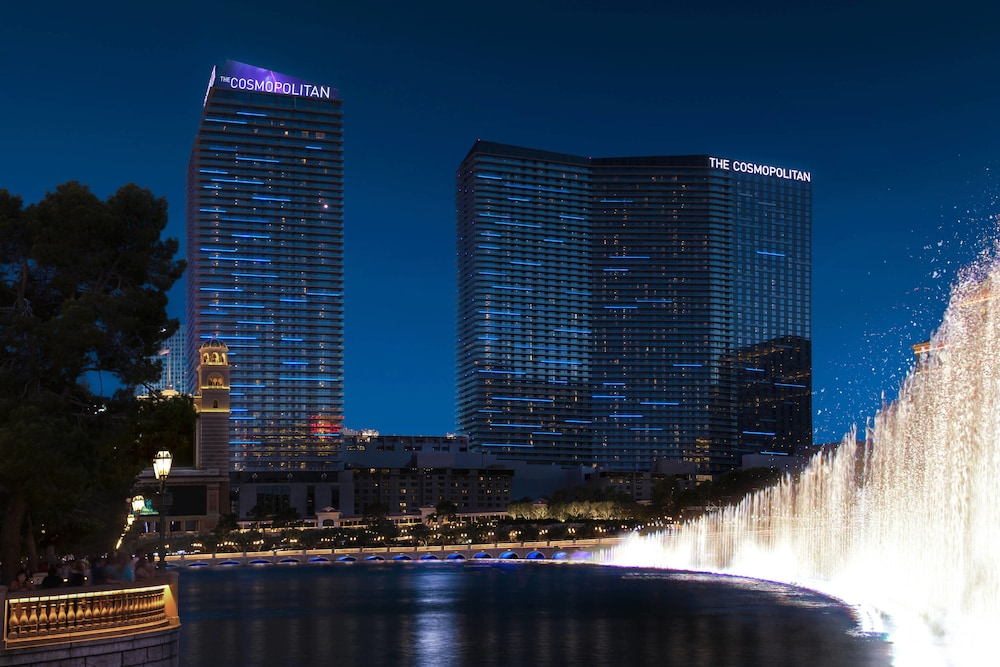 Exterior, The Cosmopolitan Of Las Vegas