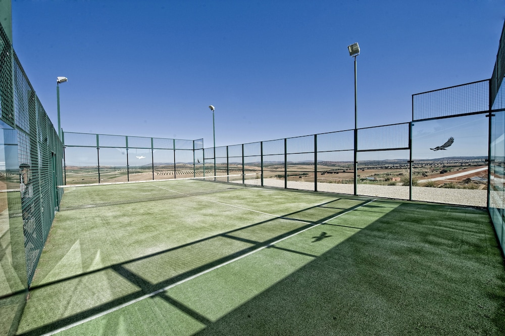 Tennis Court, Hotel La Caminera Club de Campo