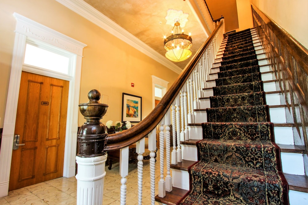 Staircase, The Southernmost House Hotel