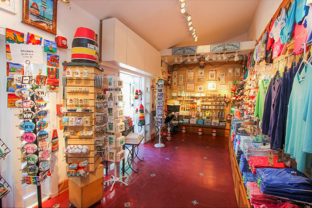 Gift Shop, The Southernmost House Hotel