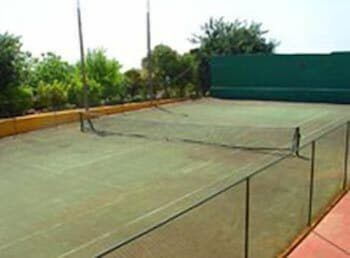 Tennis Court, Quinta do Caracol