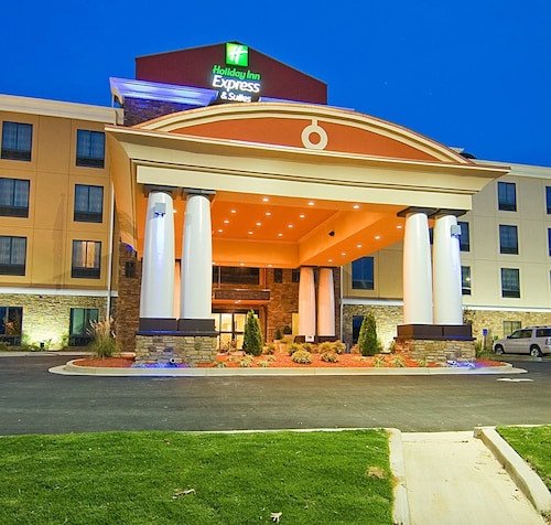 Holiday Inn Express Hotel & Suites Fulton, an IHG Hotel