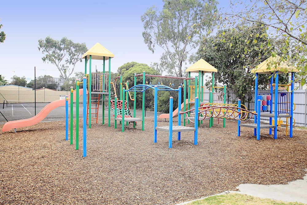 Children's Play Area - Outdoor, Discovery Parks – Melbourne