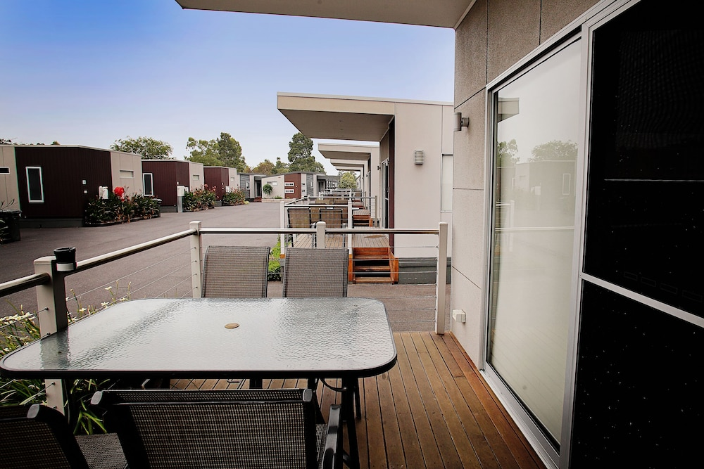 Terrace/Patio, Discovery Parks – Melbourne