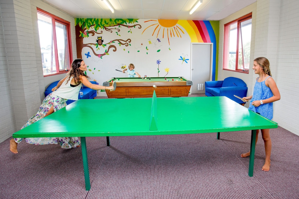 Game Room, Discovery Parks – Melbourne