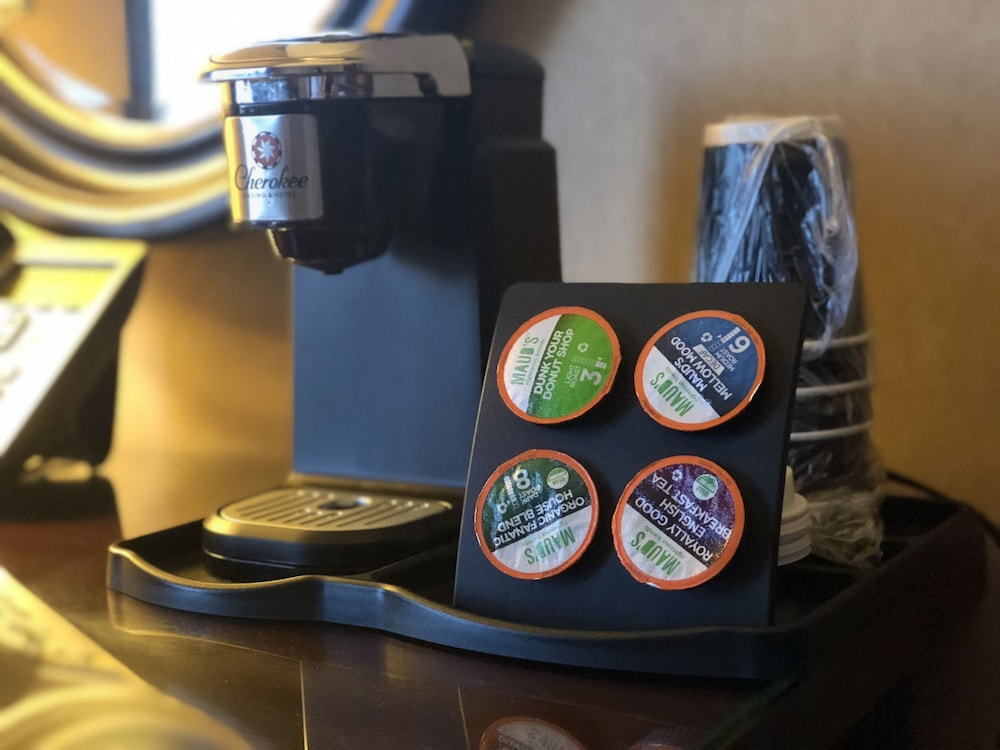 Coffee and/or Coffee Maker, Cherokee Casino & Hotel West Siloam Springs