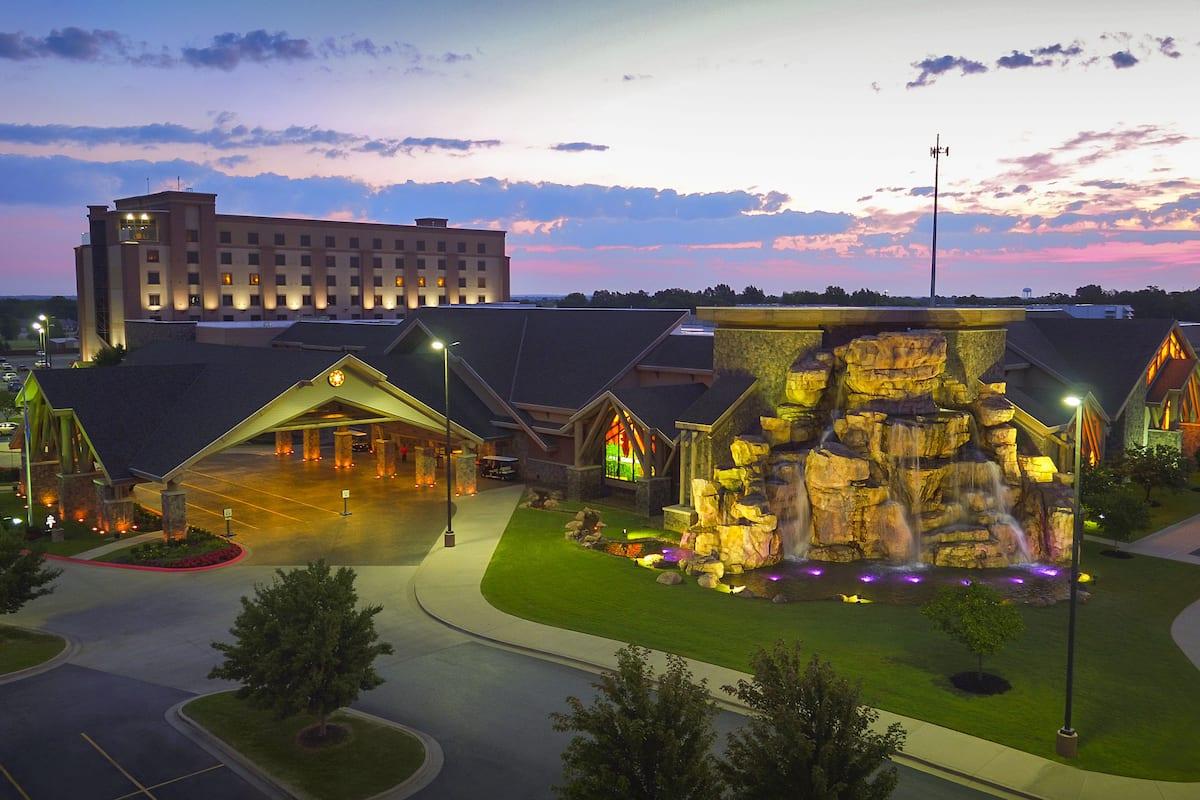 Cherokee nation casino west siloam springs ok best mega drive 2 games