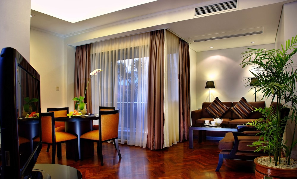 Aston at kuningan suites in jakarta hotel rates for Dining room zomato jkt