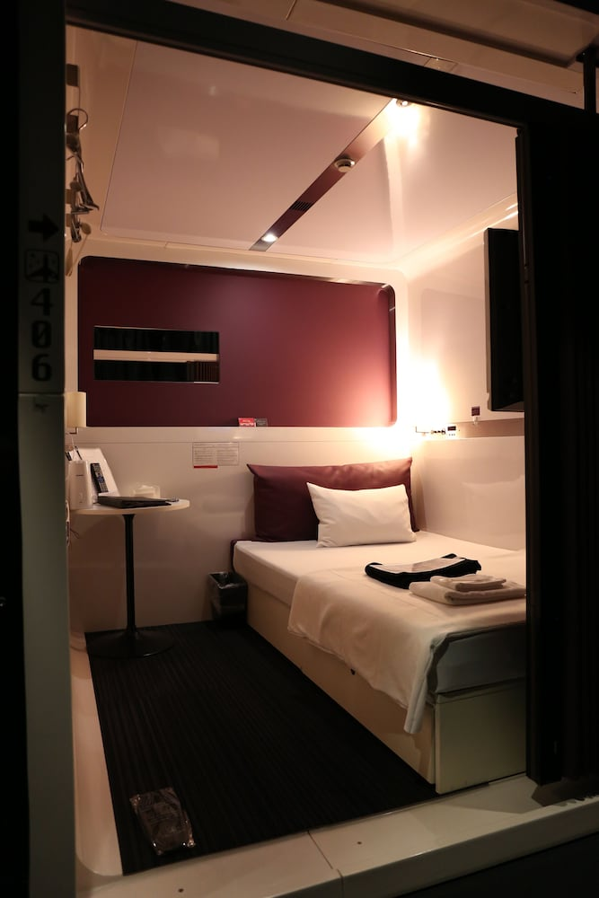 Room, First Cabin Midousuji-Namba