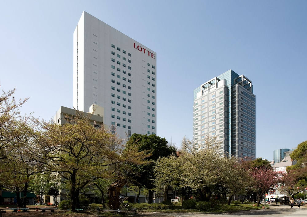 Exterior, Lotte City Hotel Kinshicho