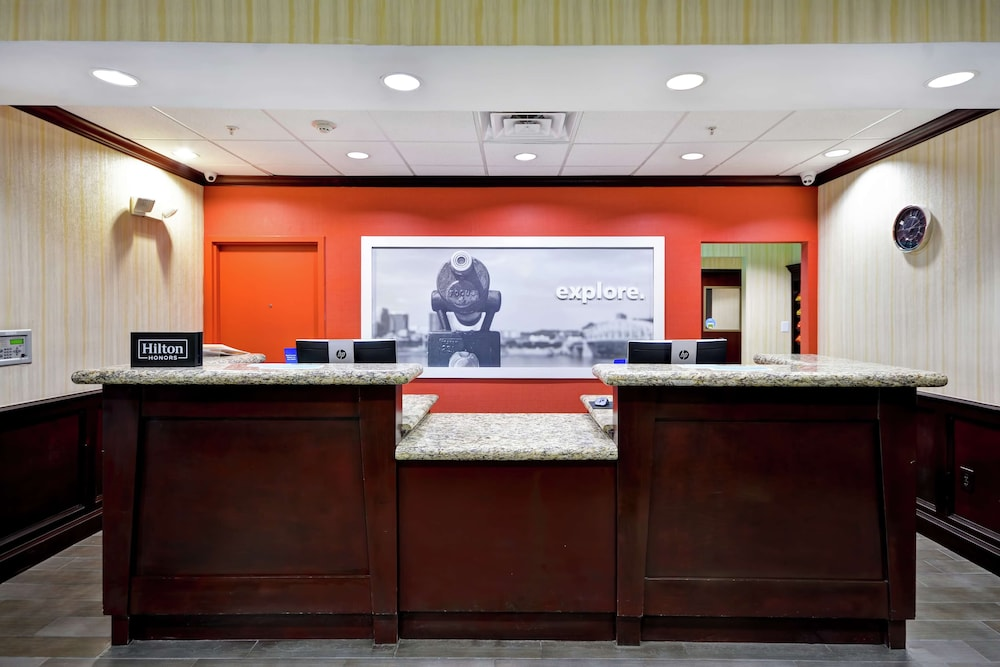 Reception, Hampton Inn & Suites San Antonio/Northeast I-35