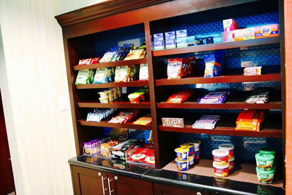 Snack Bar, Hampton Inn & Suites San Antonio/Northeast I-35