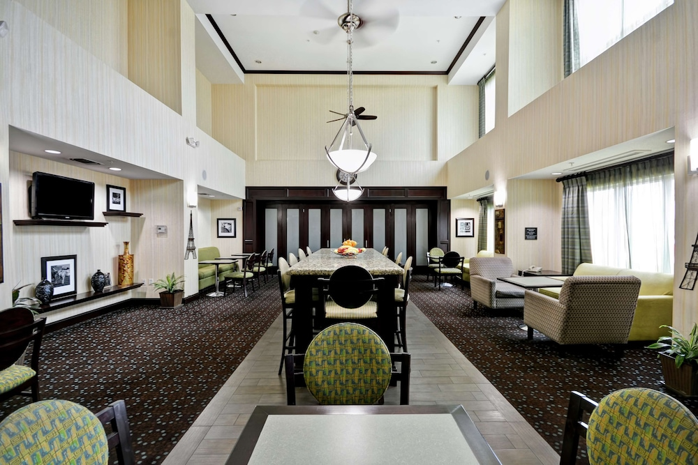 Restaurant, Hampton Inn & Suites San Antonio/Northeast I-35