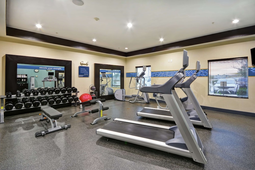Fitness Facility, Hampton Inn & Suites San Antonio/Northeast I-35
