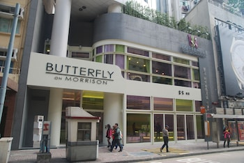 Butterfly on Morrison Boutique Hotel Causeway Bay