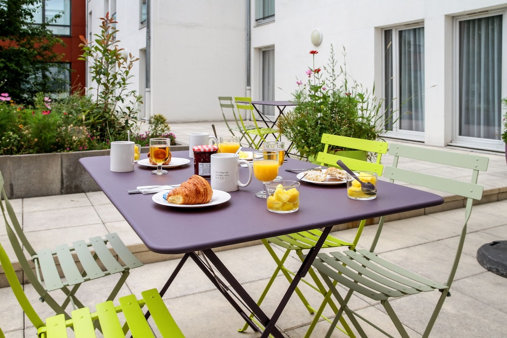 Terrace/Patio, Appart'City Chalon-Sur-Saone