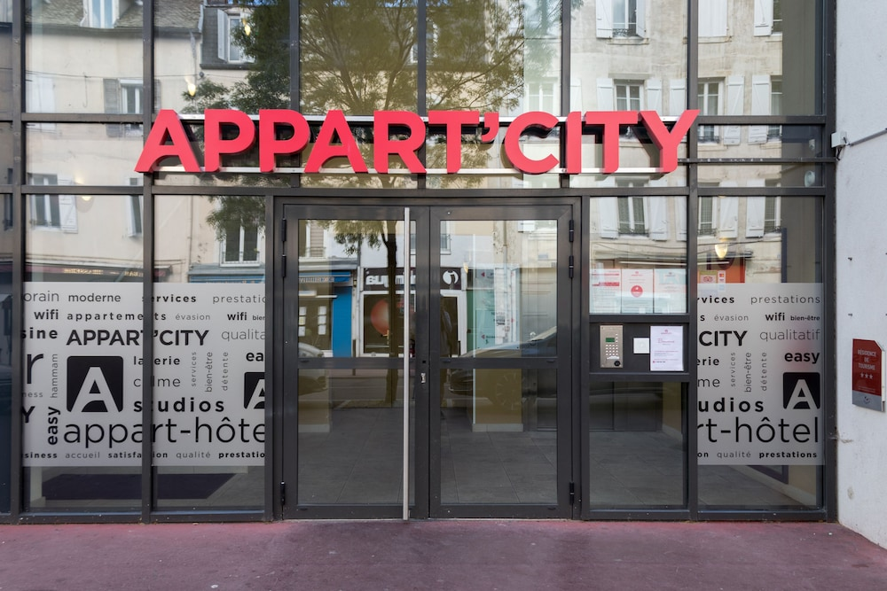 Front of Property, Appart'City Chalon-Sur-Saone