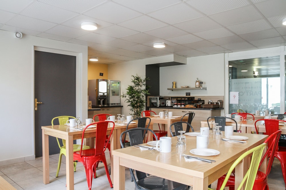 Breakfast Area, Appart'City Chalon-Sur-Saone