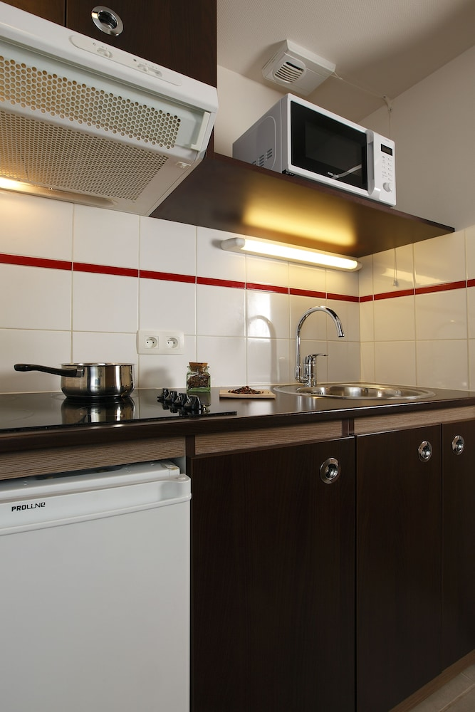 Private Kitchen, Appart'City Chalon-Sur-Saone