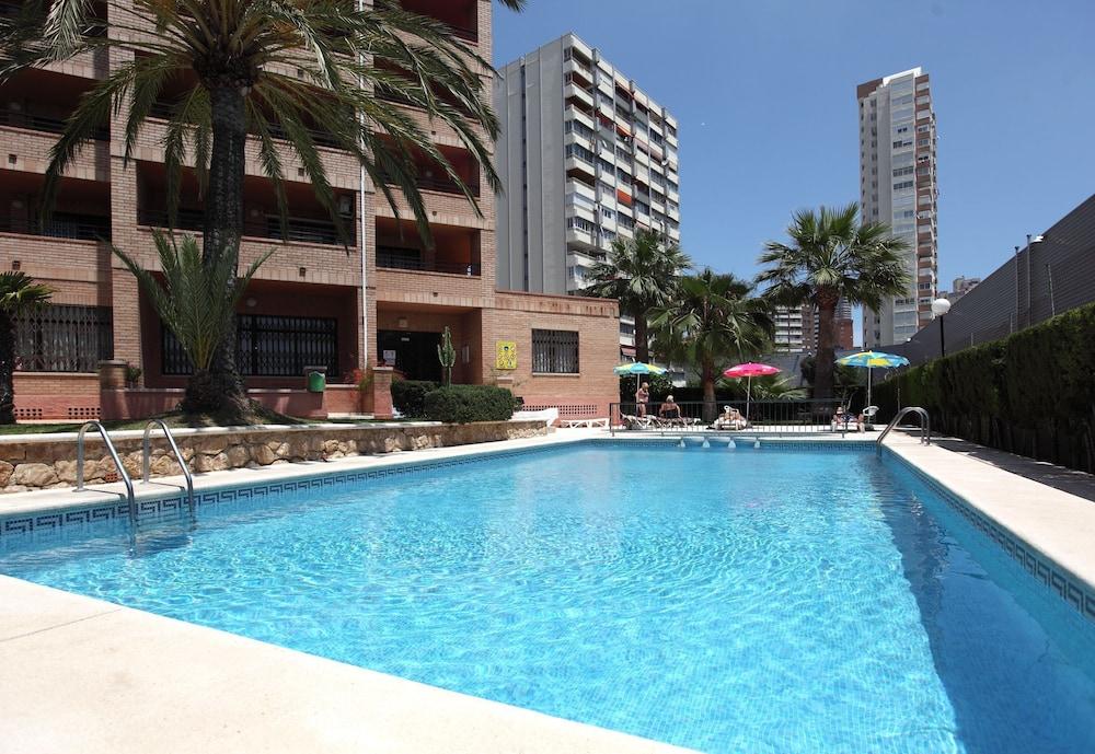 Apartamentos La Caseta In Benidorm Cheap Hotel Deals Rates