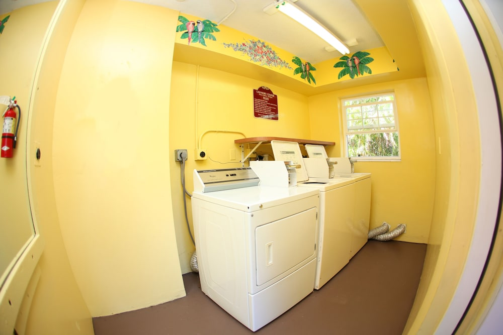Laundry Room, Galt Villas Hotel