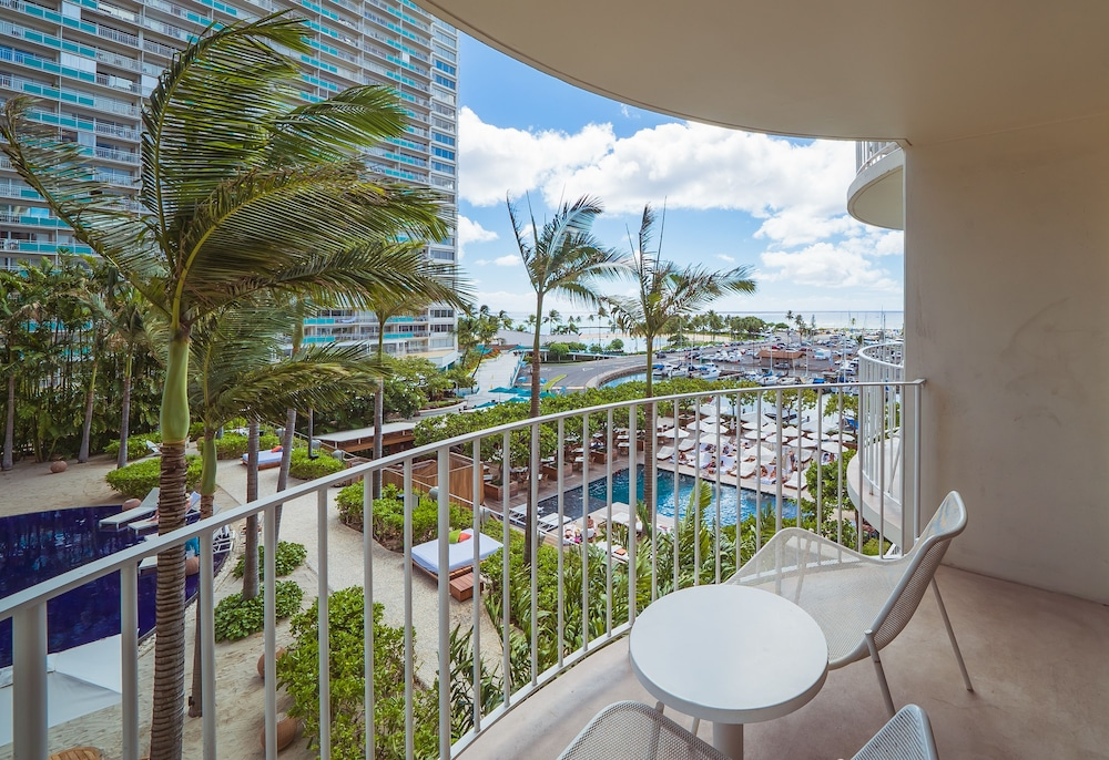 View from Room, The Modern Honolulu by Diamond Resorts