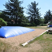 Lekeområde for barn - utendørs