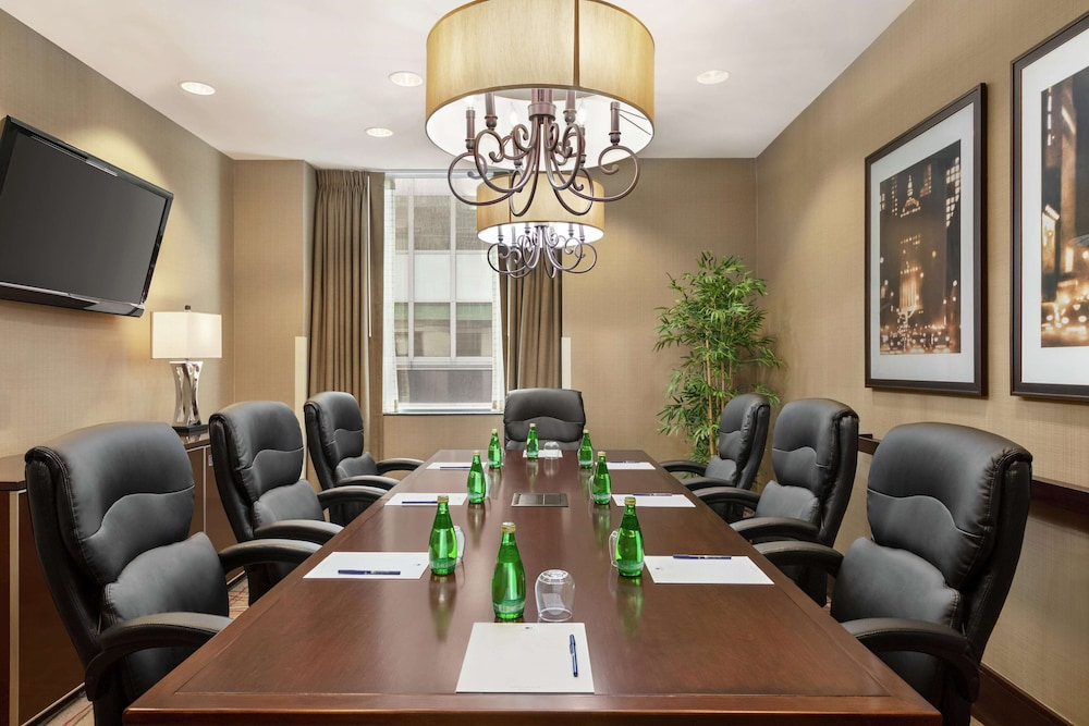 Meeting Facility, DoubleTree by Hilton New York Downtown