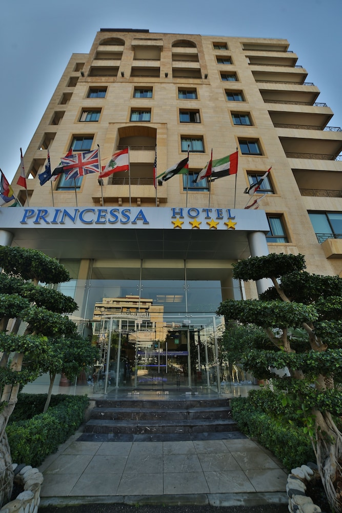 Front of Property, Princessa Hotel