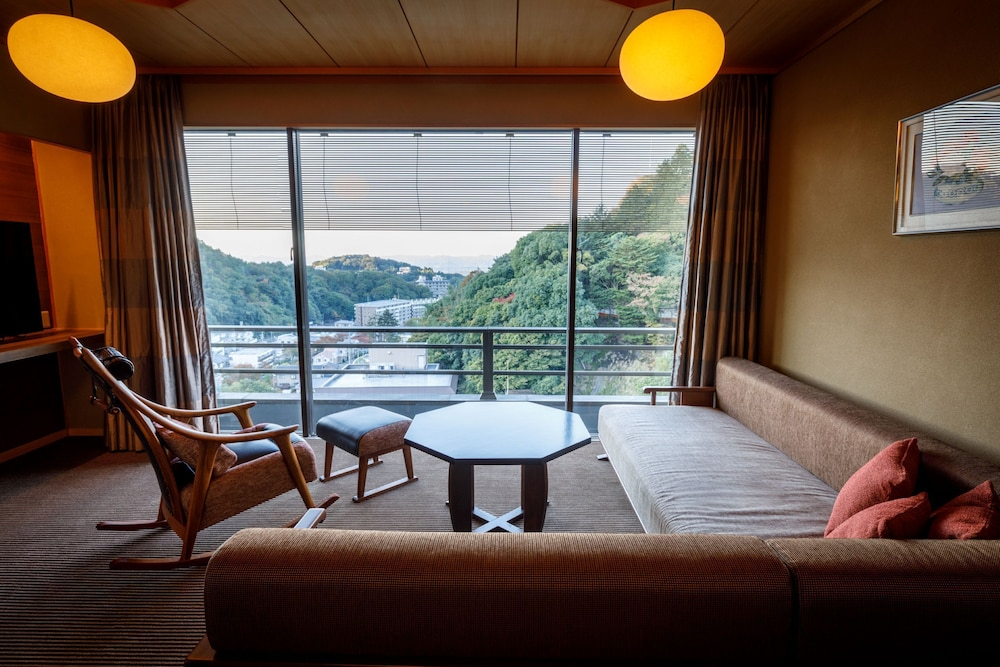 View from Room, Nakanobo Zui-en - Adults Only
