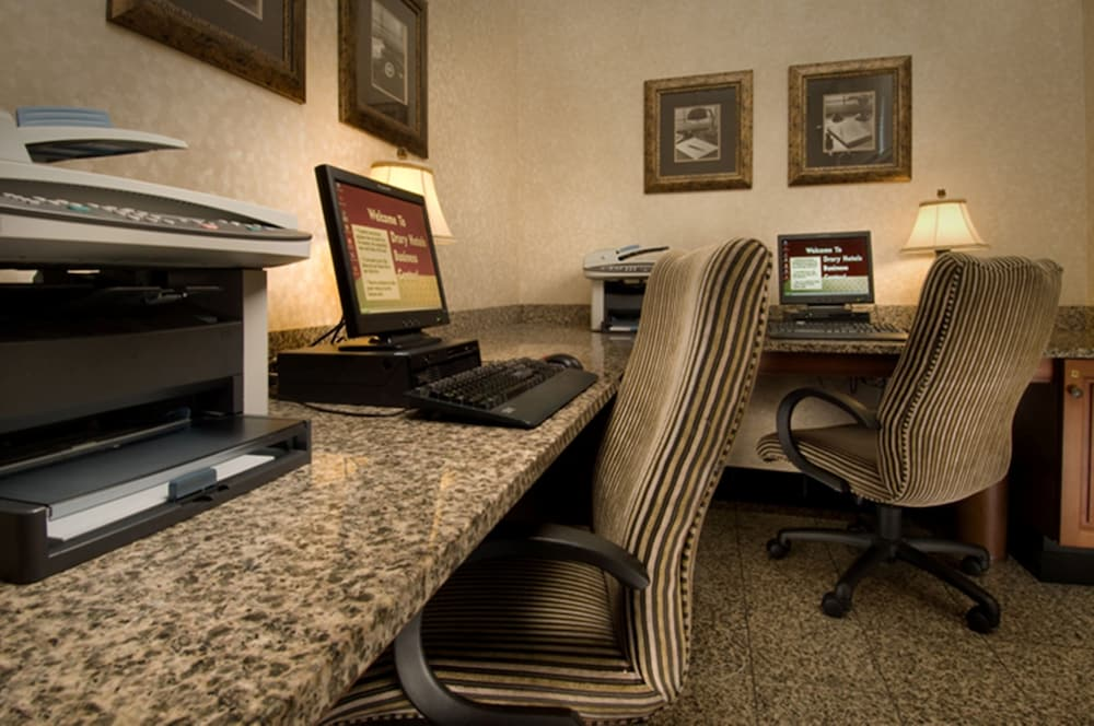 Business Center, Drury Inn & Suites St. Louis Arnold
