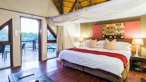 Pillowtop-Betten, Minibar, Zimmersafe, individuell eingerichtet